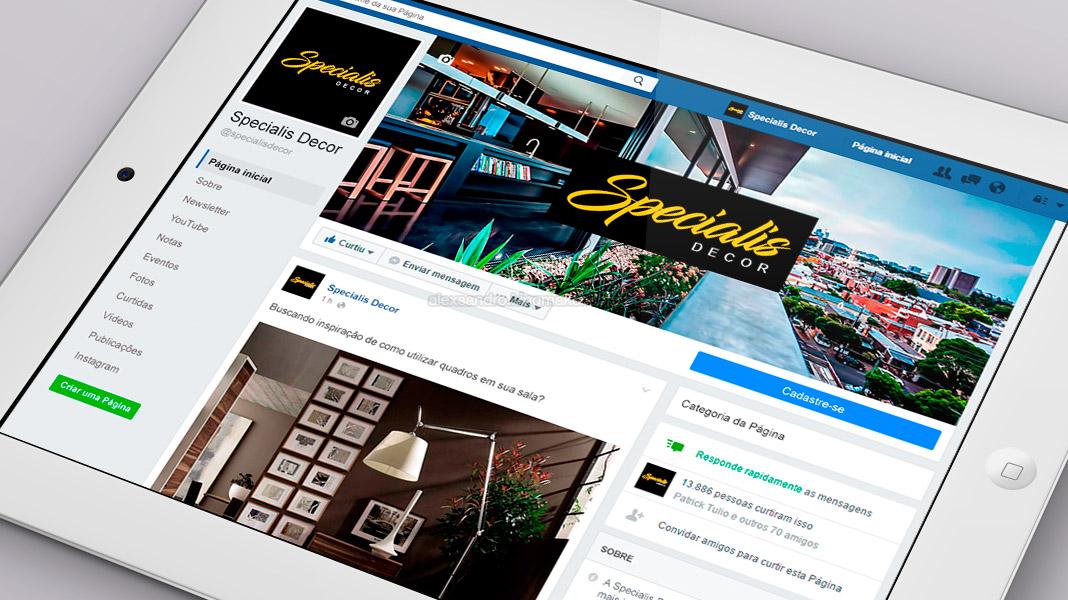 Fanpage ou Perfil pessoal no Facebook
