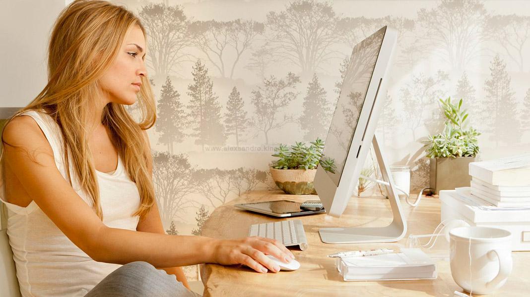 Vantagens e desvantagens de um home office