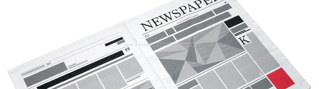 Como usar marketing de conteudo em jornais impressos