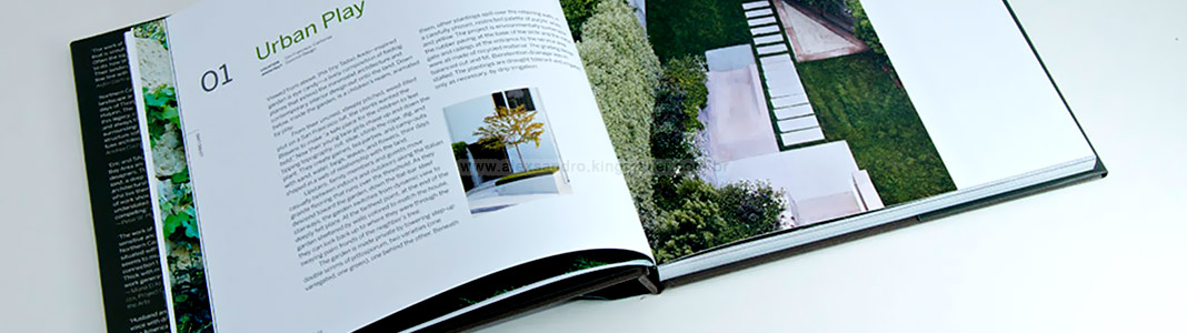 Como usar marketing de conteudo em livros de arquitetura e decoração
