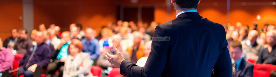 Como utilizar marketing de conteudo em palestras