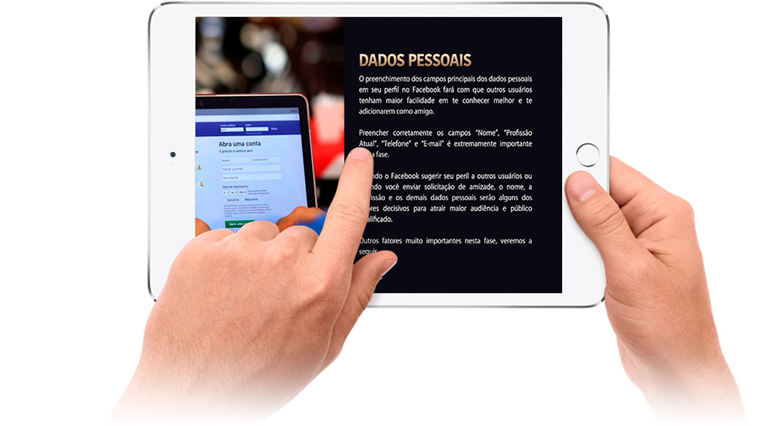 Ebook: Facebook Marketing - Como utilizar seu perfil pessoal para captar clientes