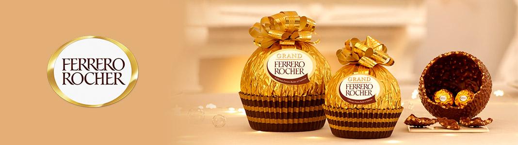Ferrero Rocher - Como ser a marca preferida do clientes de alto padrão
