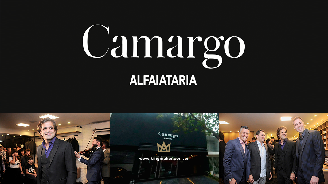 Camargo Alfaiataria Jd. Anália Franco