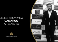 Alexsandro Kingmaker participa do Celebration View Camargo Alfaiataria