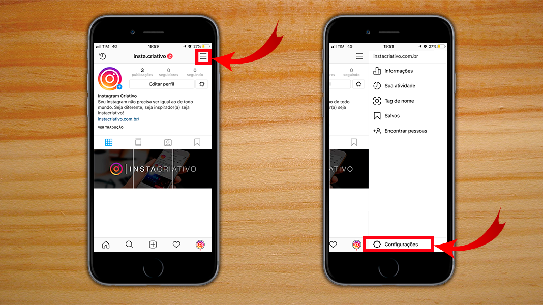 Como ter uma conta comercial no Instagram