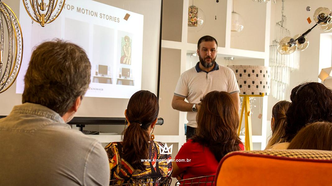 Workshop Instacriativo: Estratégia para diferenciação do Instagram