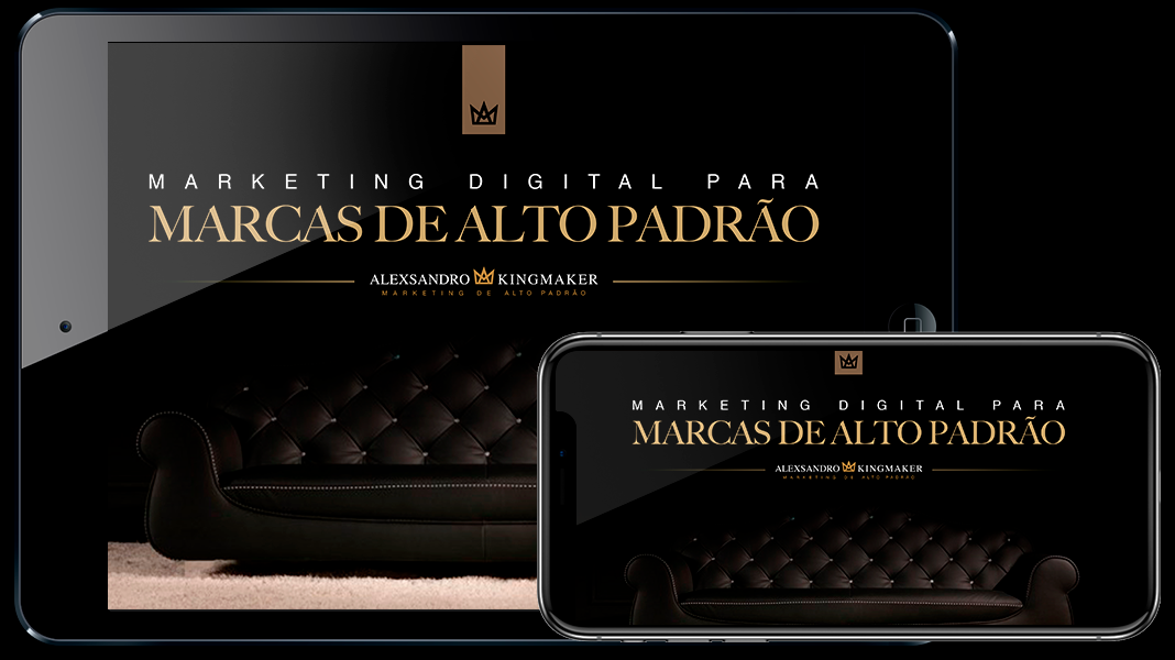 eBook Marketing Digital para Marcas de Alto Padrão
