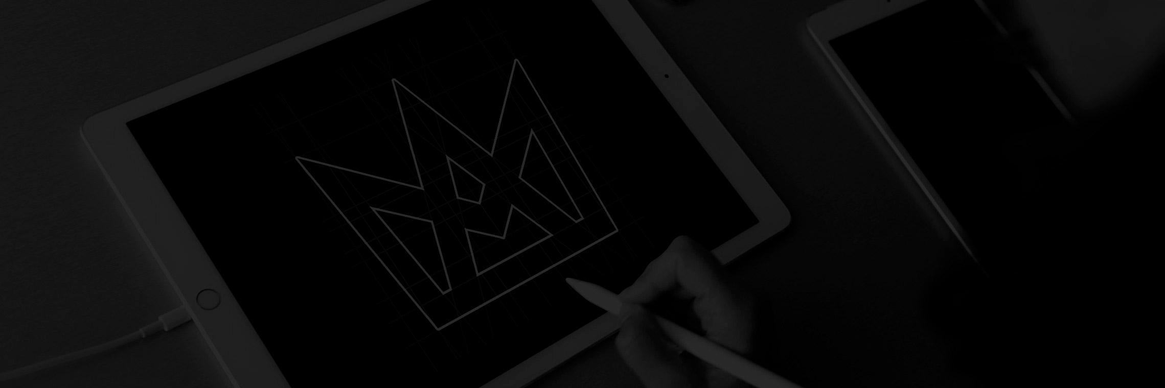 Criação de marcas de alto padrão - Criação de Identidade visual para marcas de alto padrão