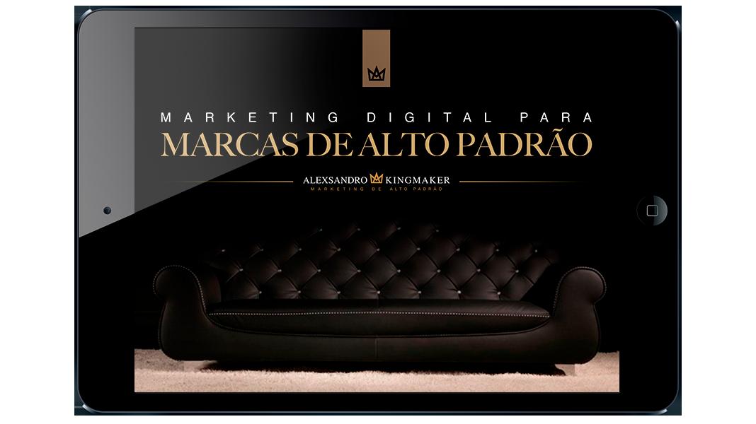 eBook Marketing Digital para Marcas de Alto Padrão