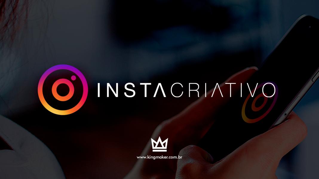 Workshop Instacriativo - Aprenda como diferenciar e valorizar seu Instagram