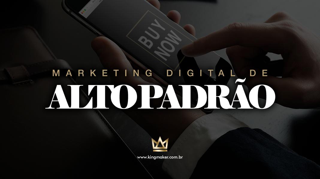 Workshop Marketing Digital de Alto Padrão