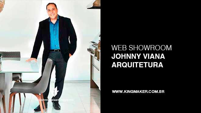 Johnny Viana Arquitetura - Criação de site de arquitetura | Alexsandro Kingmaker