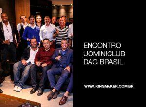 Encontro Special Meeting UOMINICLUB DAG Brasil   Alexsandro Kingmaker