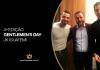 Gentlemen's Day JK Iguatemi - Felipe Titto, Alexsandro Kingmaker e Alexandre Taleb