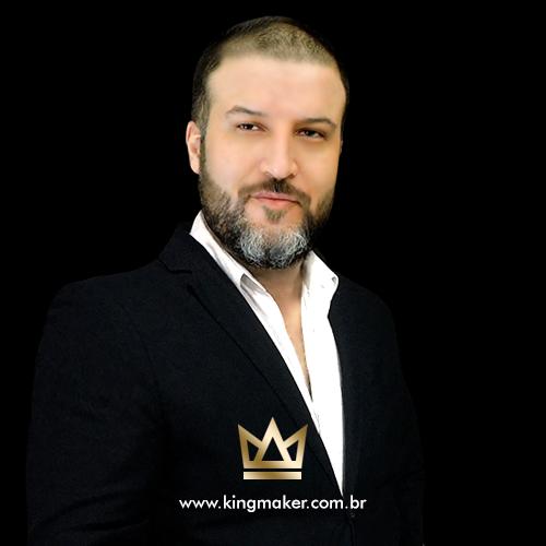 Alexsandro Kingmaker - Especialista em Marketing e Gestão de Marcas Para Negócios de Alto Padrão