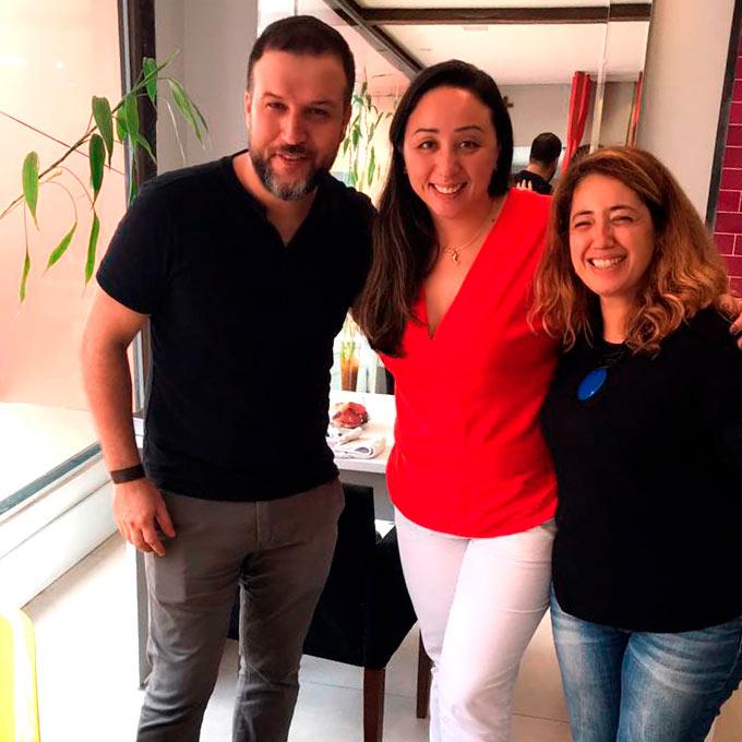 Alexsandro Kingmaker, Patricia Mitiko e Doreane Silva na Rifiniture Conceito | Alexsandro Kingmaker
