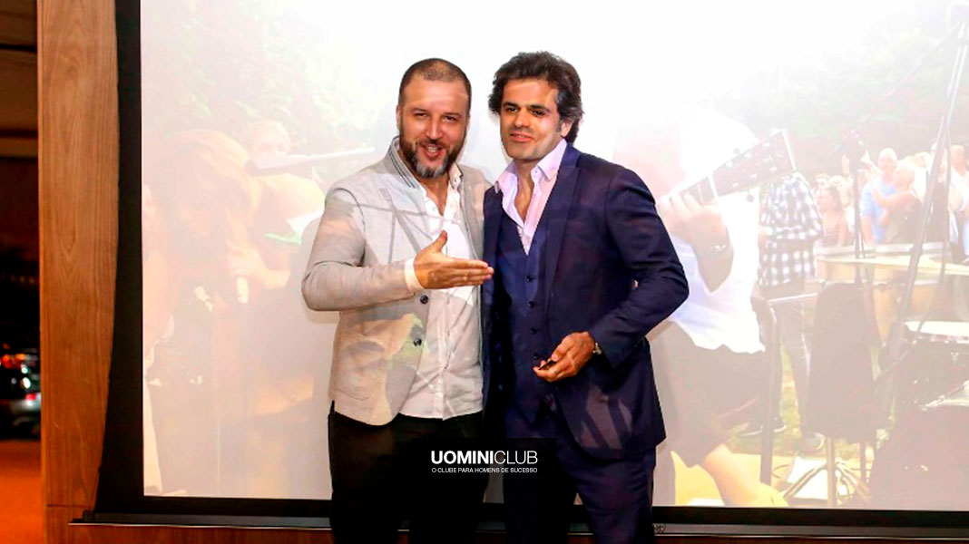 Alexsandro Kingmaker aprsenta o Special Meeting UOMINICLUB DAG Brasil   Alexsandro Kingmaker