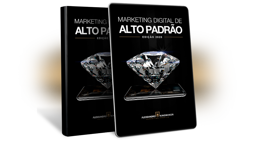 eBook Marketing Digital de Alto Padrão | Alexsandro Kingmaker