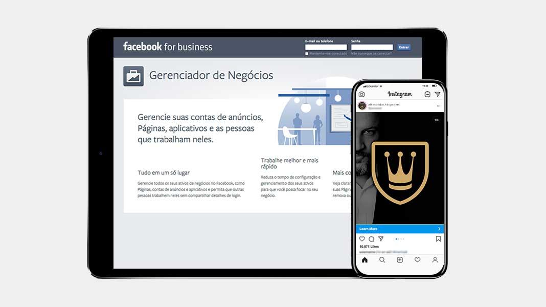 Criação de marcas de luxo e identidade visual premium para anúncios on-line   Alexsandro Kingmaker