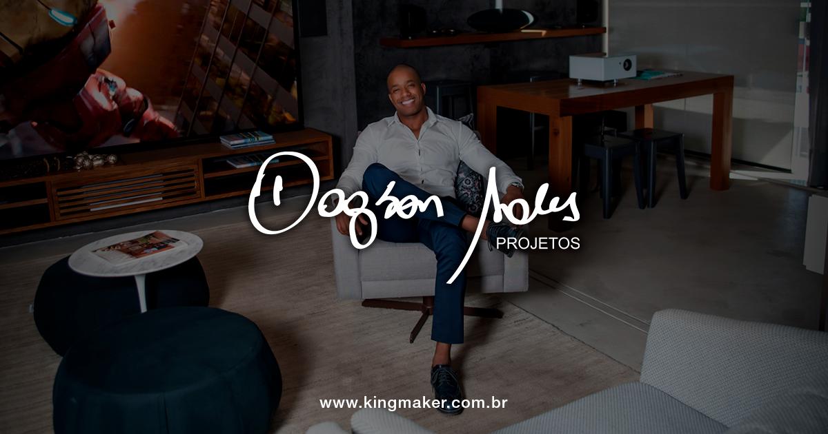 Criação de marcas de luxo - Dagson Sales Projetos | Alexsandro Kingmaker