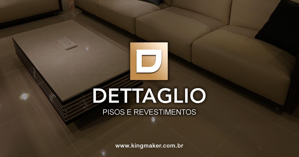 Criação de marcas de luxo - Dettaglio Pisos e Revestimentos | Alexsandro Kingmaker