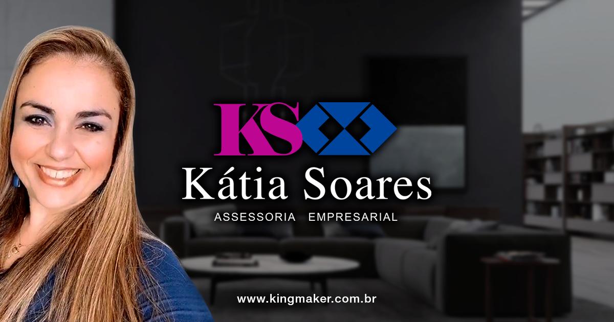 Criação de marcas de luxo - Katia Soares Assessoria Empresarial | Alexsandro Kingmaker
